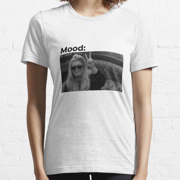 Gemma Collins meme white Mood Essential T-Shirt