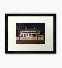 Eastwood Framed Print