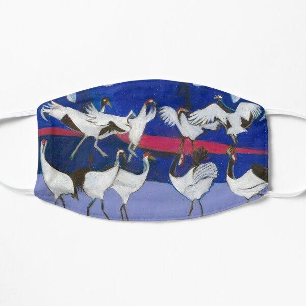 Nine Dancing Cranes Mask