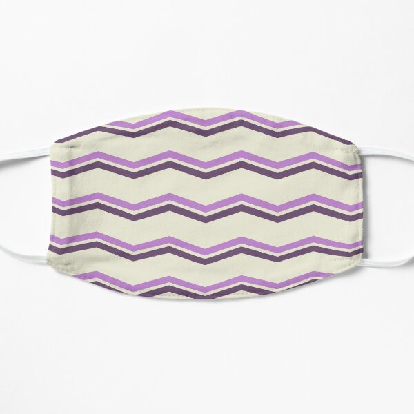Queer Chevron Flag Mask
