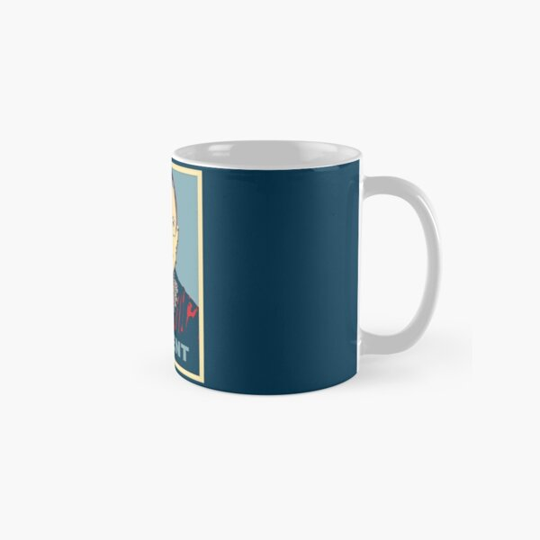 Notorious RBG I DISSENT Classic Mug