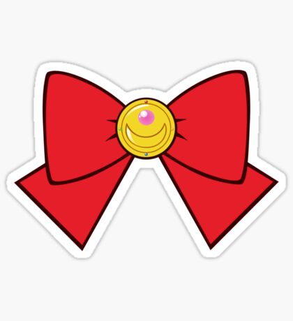 Sailor Scout Sticker