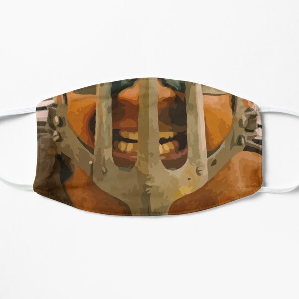 Max Flat Mask