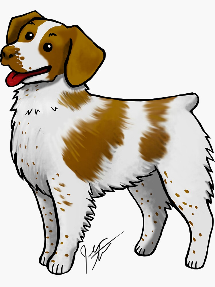 Brittany Spaniel by jameson9101322