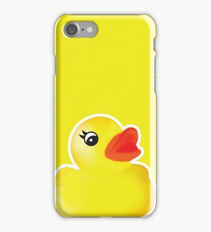 Rubber Ducky [Print | iPhone / iPad / iPod Case & Tshirt] iPhone Case/Skin