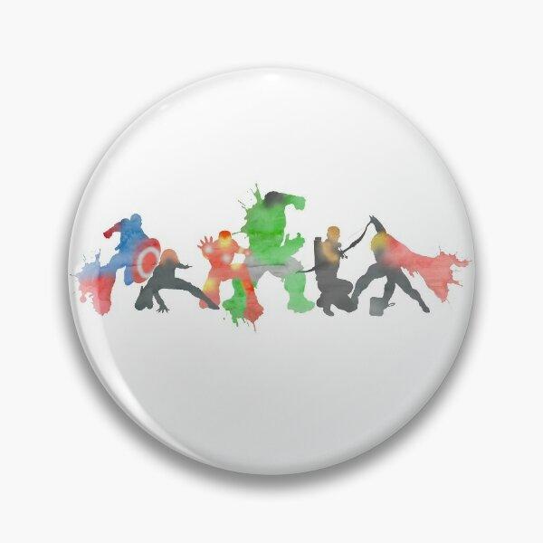 Super-héros Badge