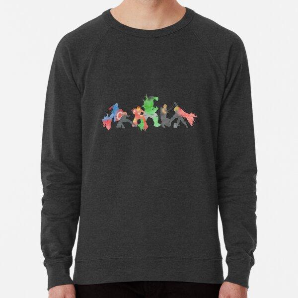Superheros Lightweight Sweatshirt