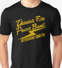 THUNDER FIRE POWERBOMB - ONITA T-Shirt