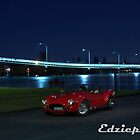 Tuncurry Bridge And Cobra by Edzie