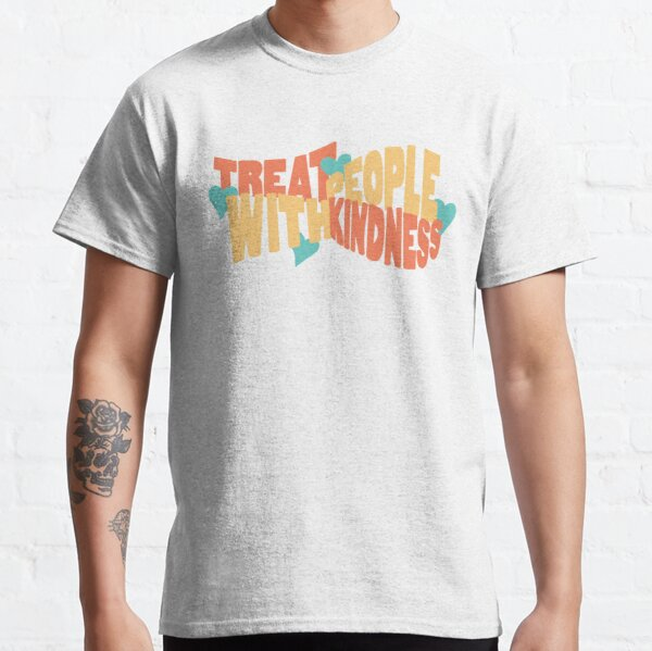 vintage inspired treat people with kindness Classic T-Shirt