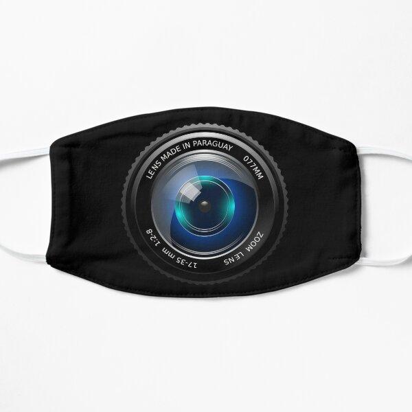 Camera Lens Photographer phone case Flat Mask