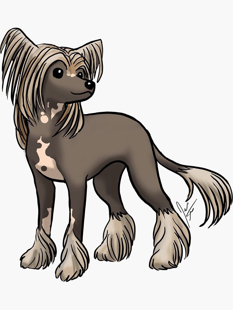 Chinese Crested by jameson9101322