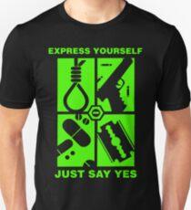 Peter Steele TYPE O NEGATIVE RBB06 Unisex T-Shirt