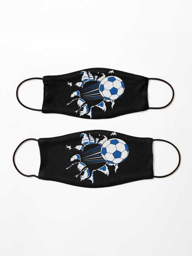 Alternate view of Soccer Mask