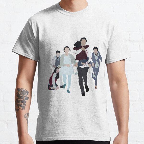 Train to Busan Classic T-Shirt
