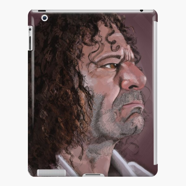 Kurt Ossiander Digital Portrait iPad Snap Case