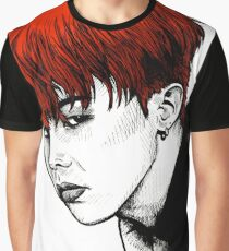 Big Bang - G-Dragon - MADE Graphic T-Shirt