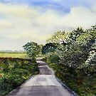 Woldgate, Late Spring by Glenn Marshall