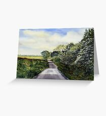 Woldgate, Late Spring Greeting Card