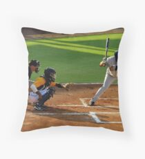 An Evening At The Game ~ Part Six Throw Pillow