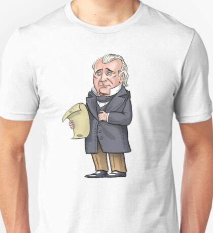 President James K. Polk T-Shirt