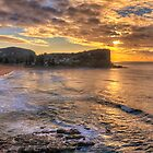 Glory - Avalon Beach, Sydney Australia - The HDR Experience by Philip Johnson