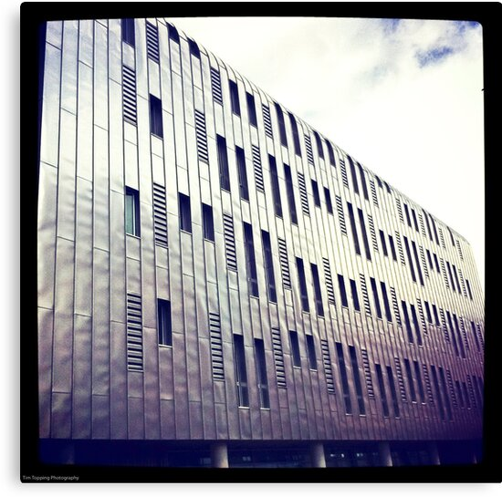 Manchester Metal Building by Tim Topping