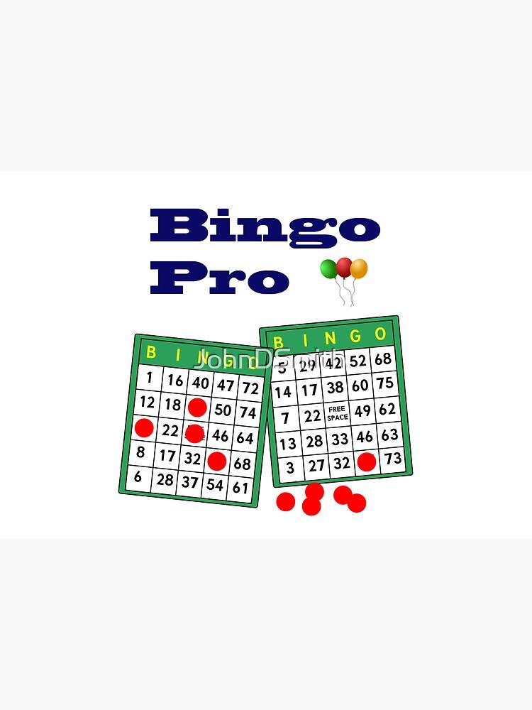 Bingo Pro by JohnDSmith