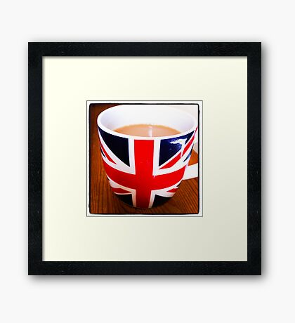 Morning Cuppa Framed Print