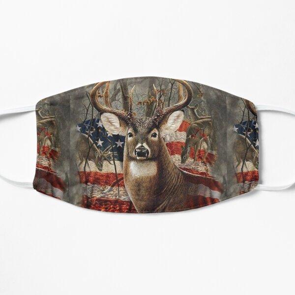 Hunting Deer Buck Graphics Art Flat Mask