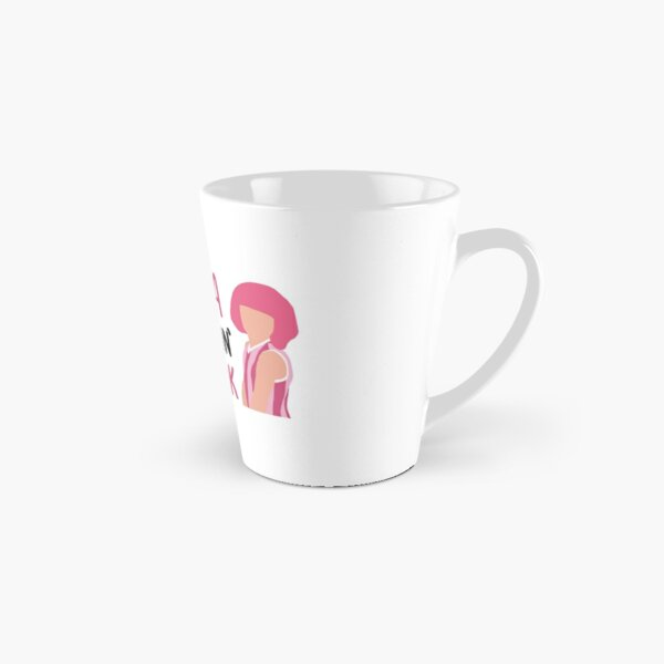 You Gotta Do The Cookin By The Book - Lazy Town Tall Mug