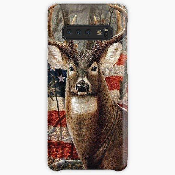 Hunting Deer Buck Graphics Art Samsung Galaxy Snap Case