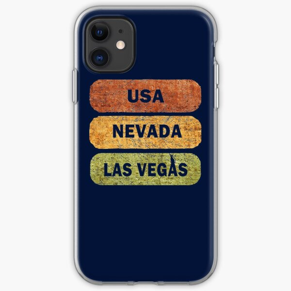 Las Vegas, Nevada, USA iPhone Soft Case