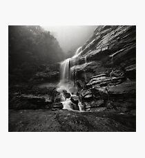 Bridal Veil Falls III Photographic Print