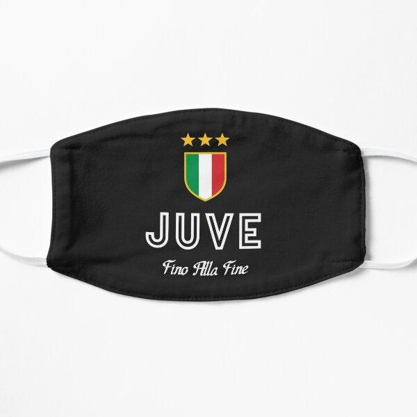 Es uno de los mejores clubes de fútbol de Italia. Mascarilla plana