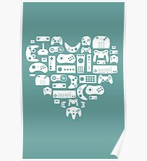 Controller Love Poster