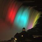 View of Table Rock in Niagara Falls by Bill  Watson