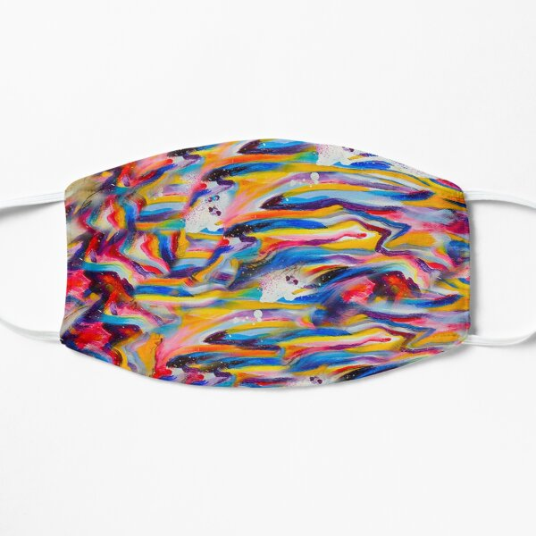 Rainbow River Mask