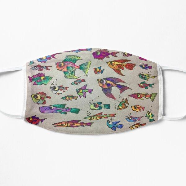 Fish by Russ Fagle Flat Mask