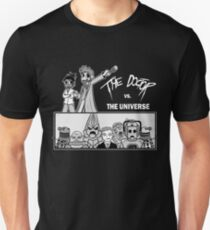 The Doctor VS the Universe Unisex T-Shirt