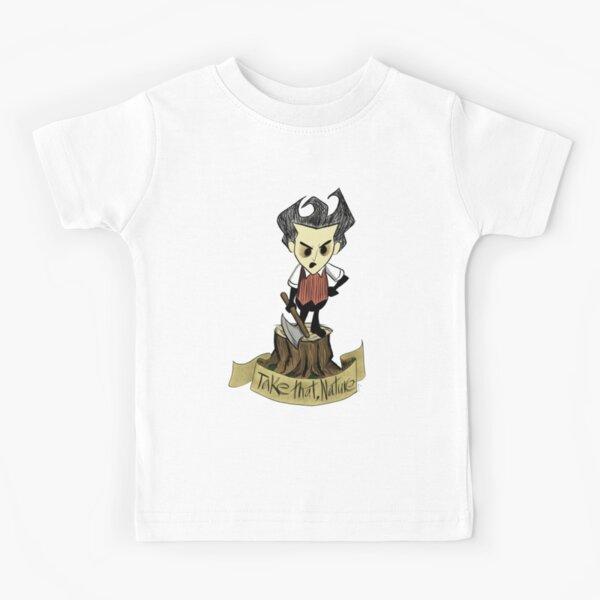 Wilson, Don't Starve Kids T-Shirt
