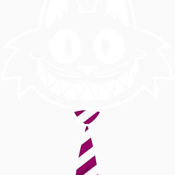 Cheshire Originals - Manchester Necktie by CheshireGoMad