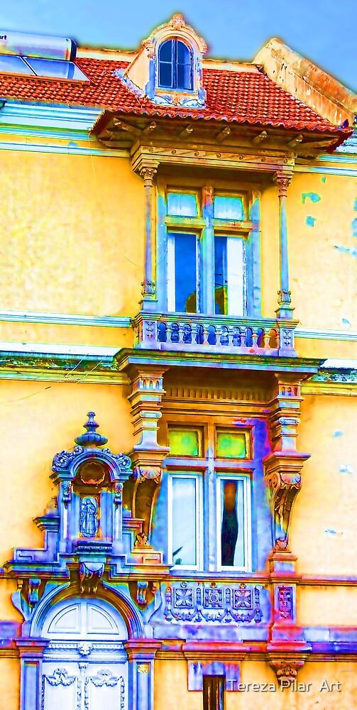 beautiful window by terezadelpilar ~ art & architecture