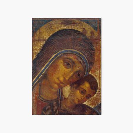 Virgin Mary Neocatechumenal Way Art Board Print