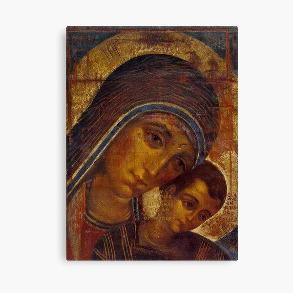 Virgen del Camino Lienzo