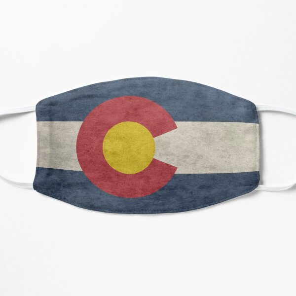 Colorado Mask Flat Mask