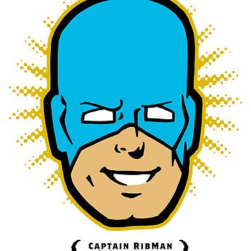Captain RibMan - Face by RibMan