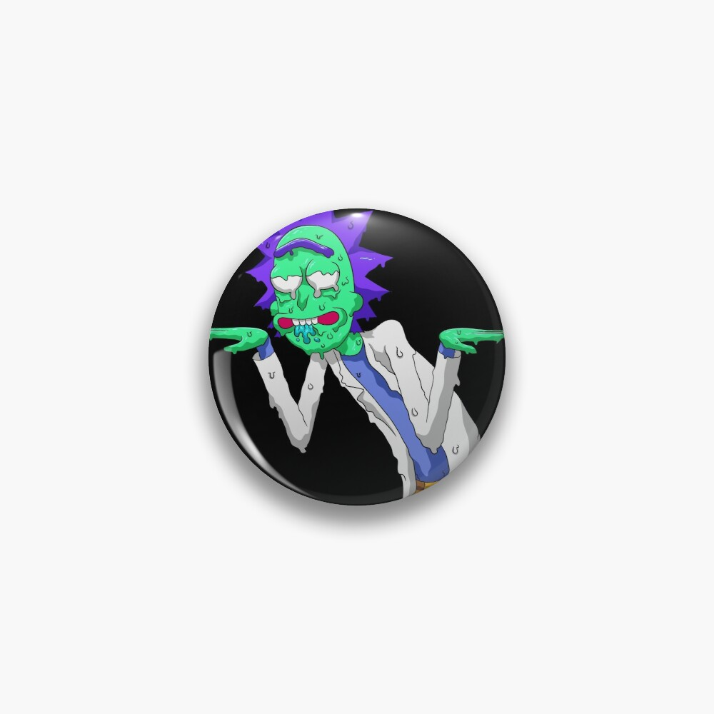 Copy of rick and morty get schwifty Pin
