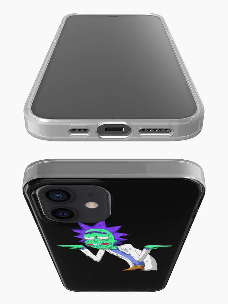 Alternate view of Copy of rick and morty get schwifty iPhone Case & Cover