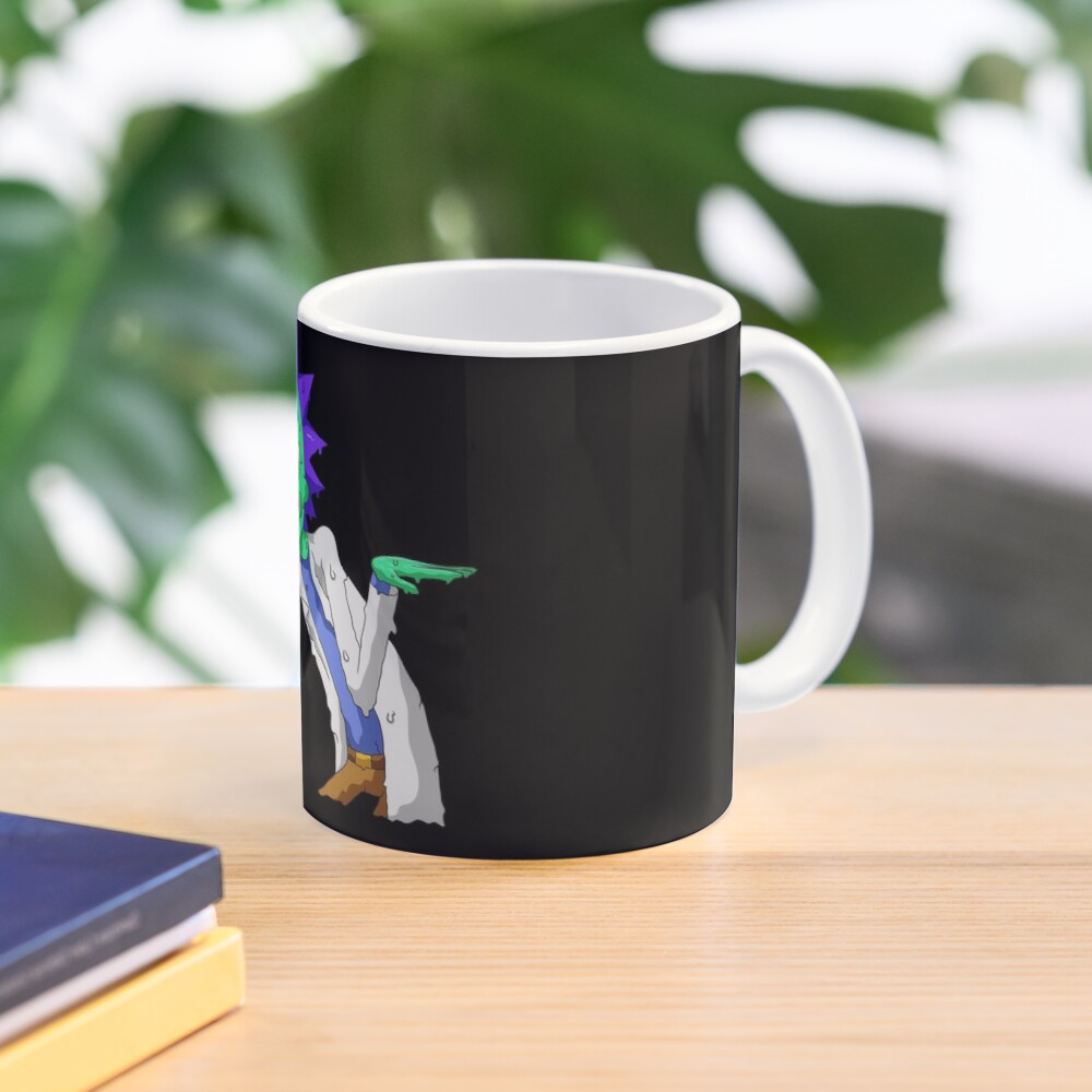 Copy of rick and morty get schwifty Mug